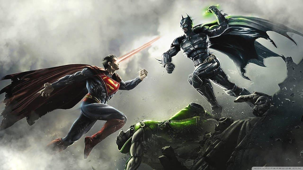 Batman e Superman duelam em Injustice Gods Among Us