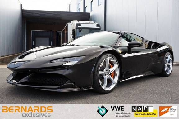 Ferrari SF90 Stradale 4.0 V8 HELE *Lift *Full carbon