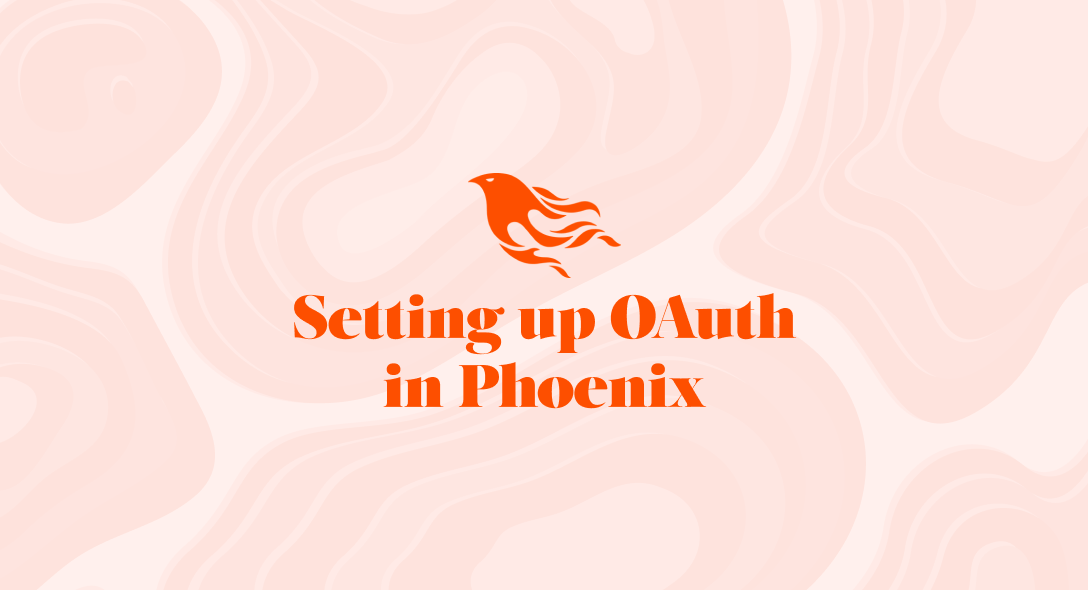 Setting up OAuth in Phoenix