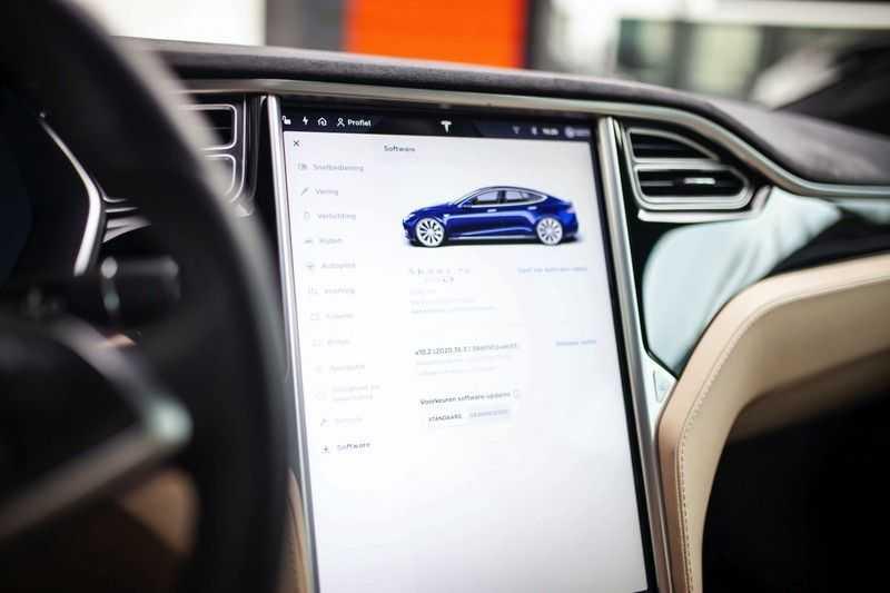 """Tesla Model S 85D Base *Pano / 21"""" / Prijs ex. BTW* afbeelding 15"""