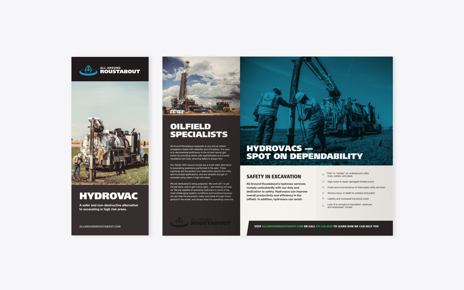 All Around Roustabout - Brochure