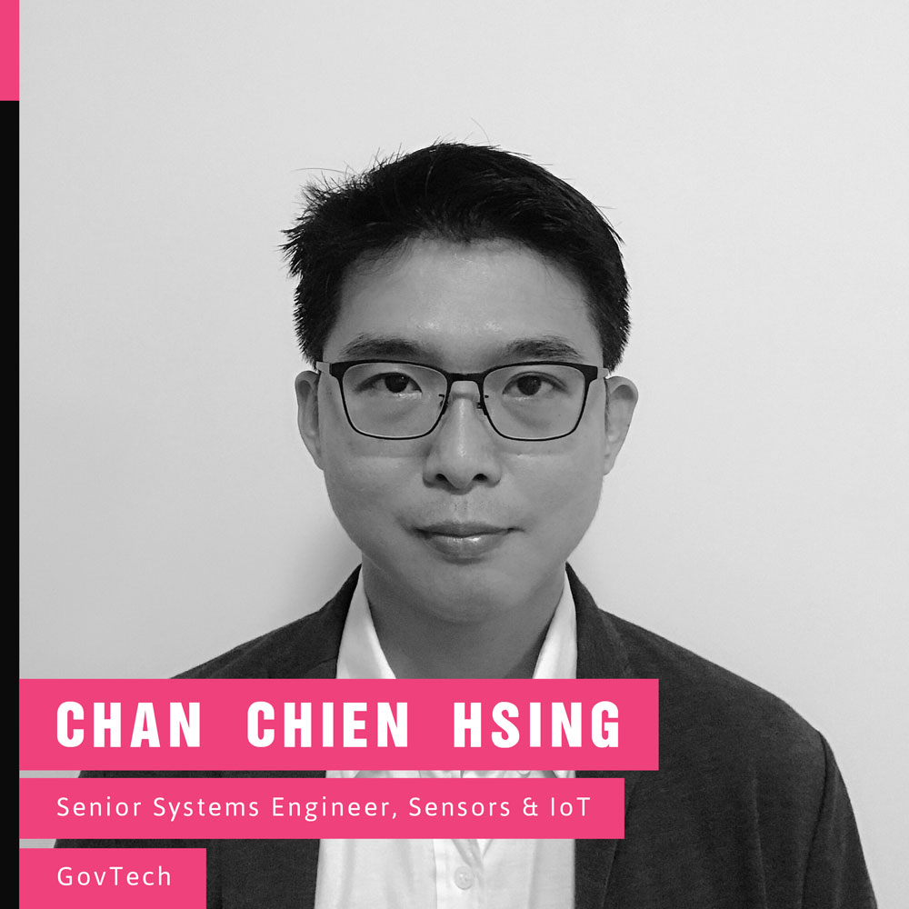 Mr Chan Chien Hsing