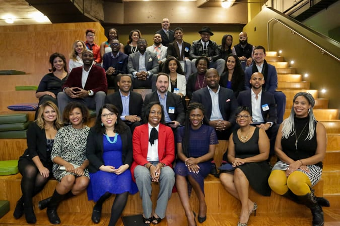 "Diverse Tech Professionals Converge at Salesforce for Second Annual ""40 Under 40: Tech Diversity – Silicon Valley"" Reception and Awards Ceremony"