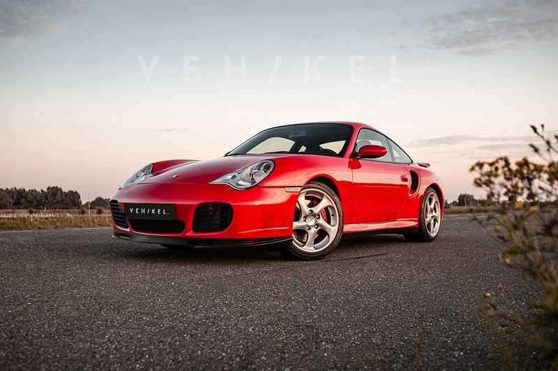 Porsche 911 3.6 Coupé Turbo // Eerste eigenaar // Originele lak afbeelding 9