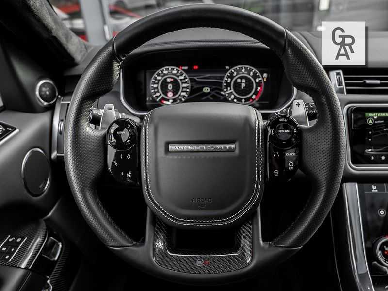 Land Rover Range Rover Sport 5.0 V8 SC SVR afbeelding 12