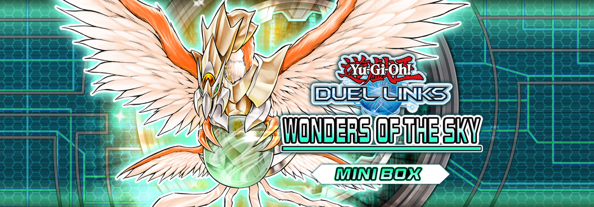 Box Review: Wonders of the Sky | YuGiOh! Duel Links Meta