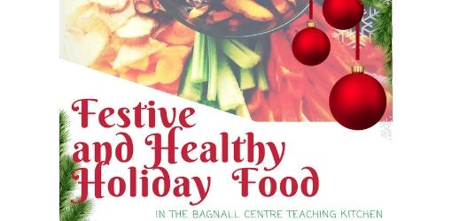 Featured image for: Festive and Healthy Holiday Food