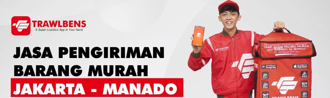 Jaminan Jasa Cargo Termurah dari Jakarta ke Manado