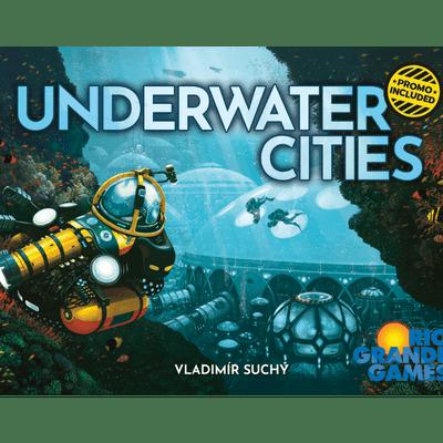 Víz alatti városok