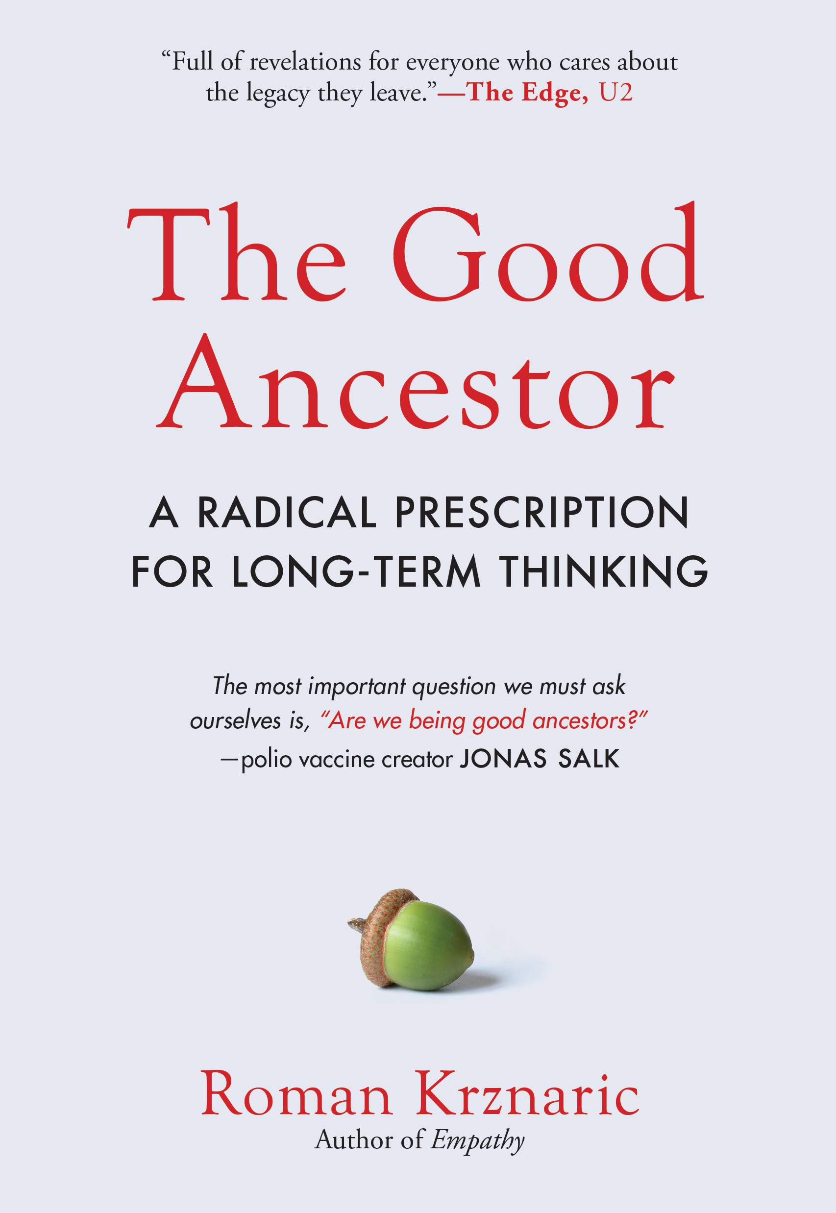 The Good Ancestor