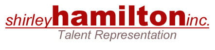 Shirley Hamilton Talent Representation Logo