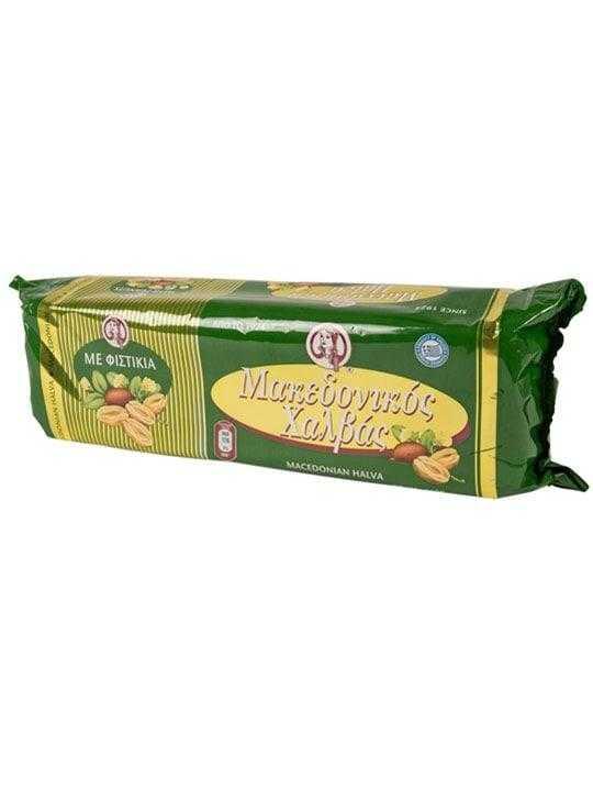 Mazedonische Halvas mit Erdnüssen - 2.5kg