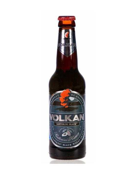 Bière Volkan Santorini black - 0.33l