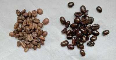 oily beans