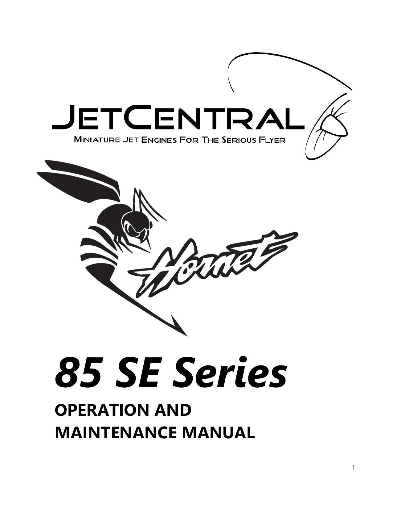 Hornet 85 SE Series