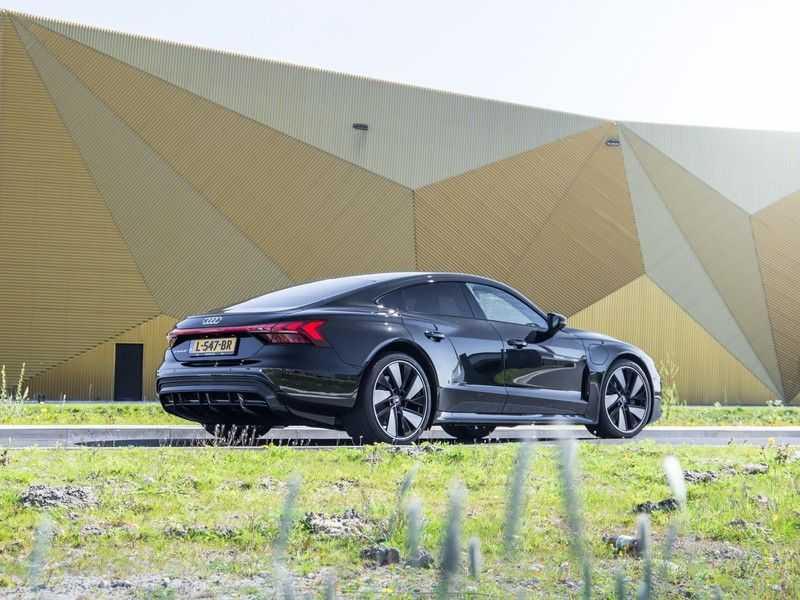 "Audi e-tron GT edition ZERO | Head-Up | B&O Sound | Carbon | S-Sportstoelen | Pano.Dak | Matrix LED | 21"" LM-velgen | afbeelding 4"