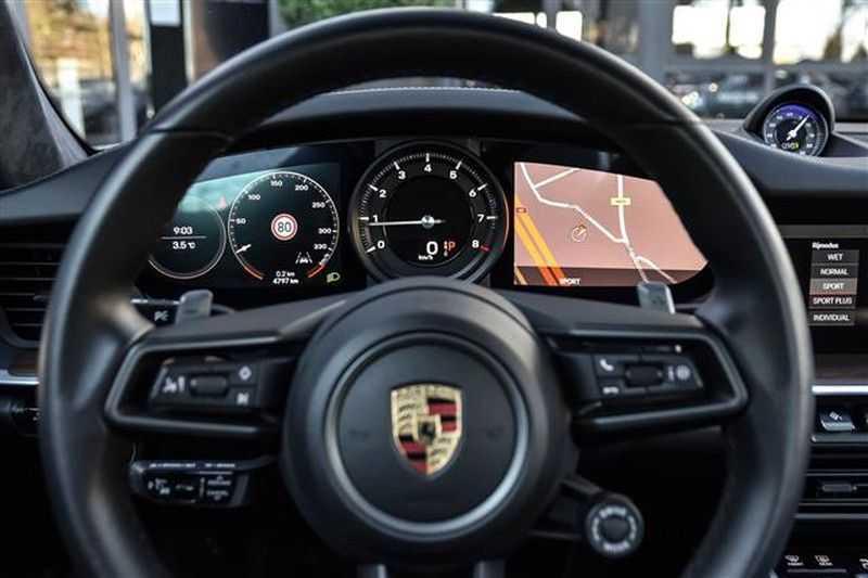 Porsche 911 4S PDCC+4WSTURING+BURMESTER NP.220K afbeelding 6