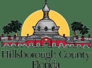 logo of County of Hillsborough