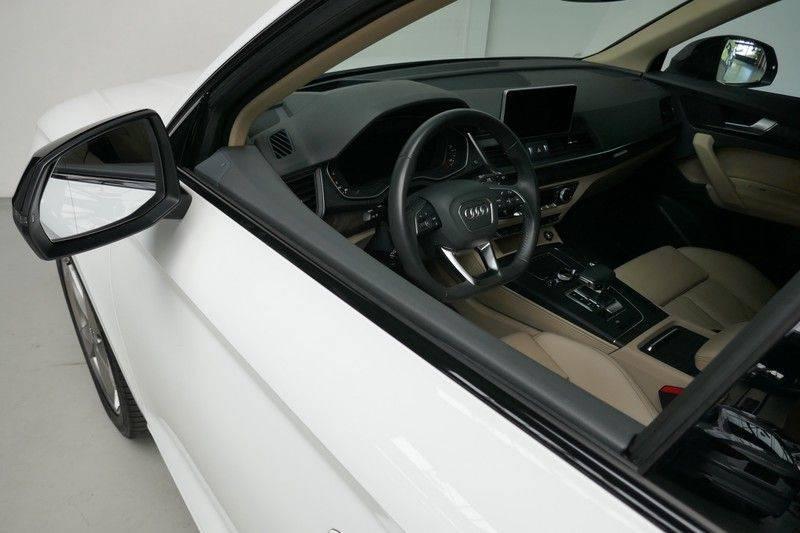 """Audi Q5 2.0 TDI quattro Design Panorama - 20""""LM afbeelding 13"""