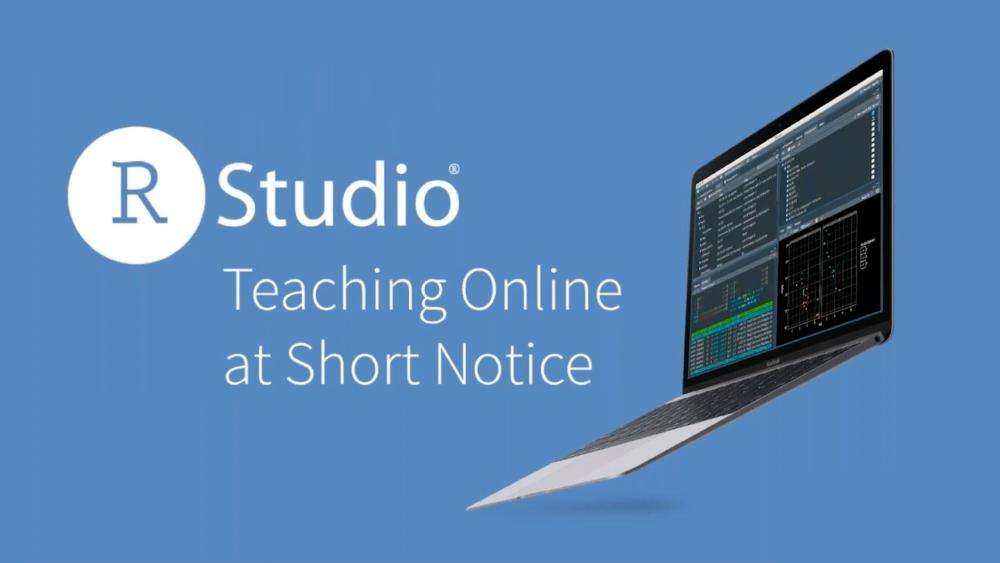 Teaching Online at Short Notice