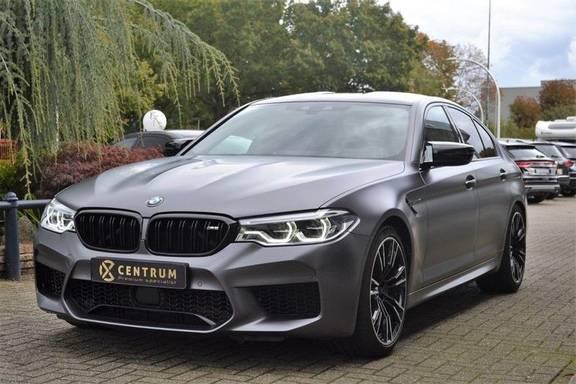 BMW M5 M5 Bowers Wilkins M-Stoelen