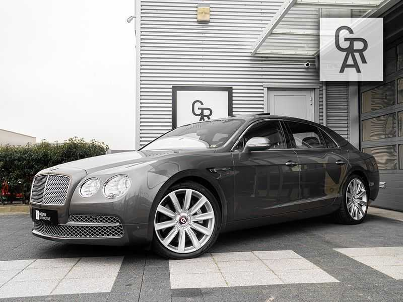 Bentley Flying Spur 6.0 W12 afbeelding 10