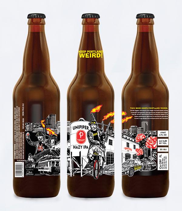 Unipiper Bottles