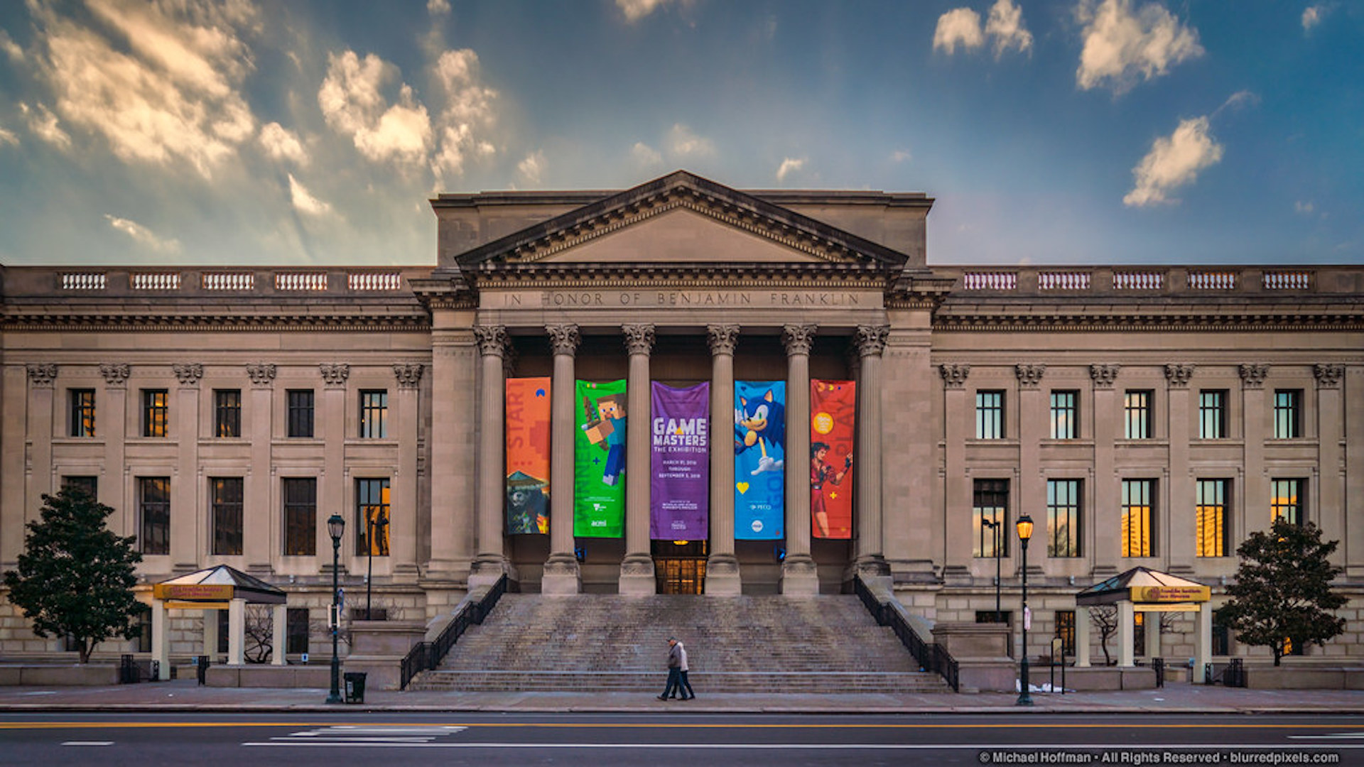 Image courtesy of The Franklin Institute