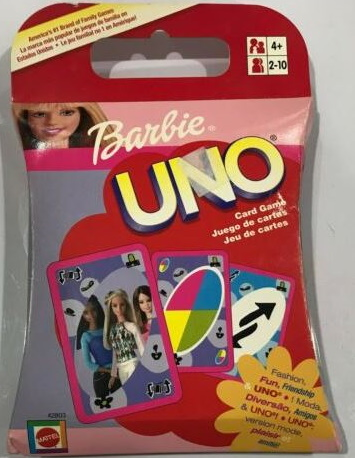 Barbie Uno (2002)
