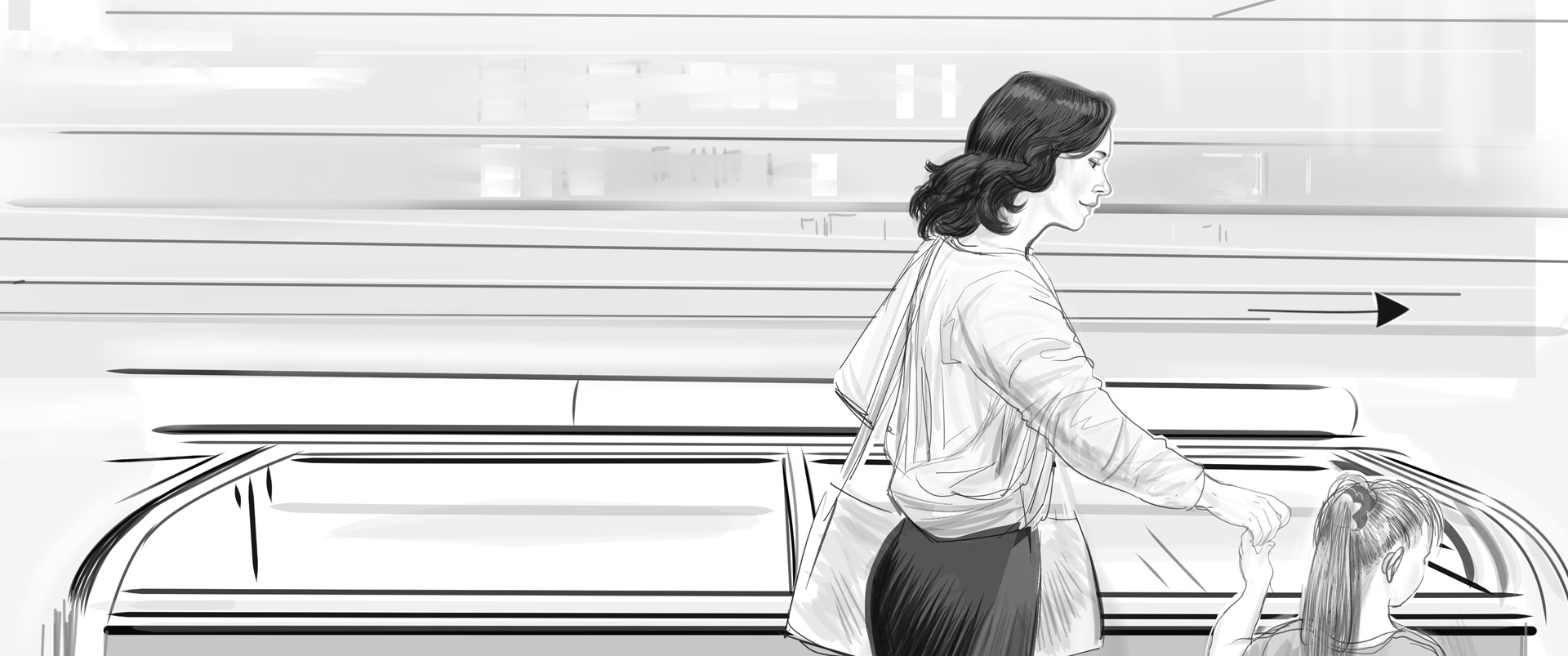 Lidl Vis TV Commercial storyboard 021