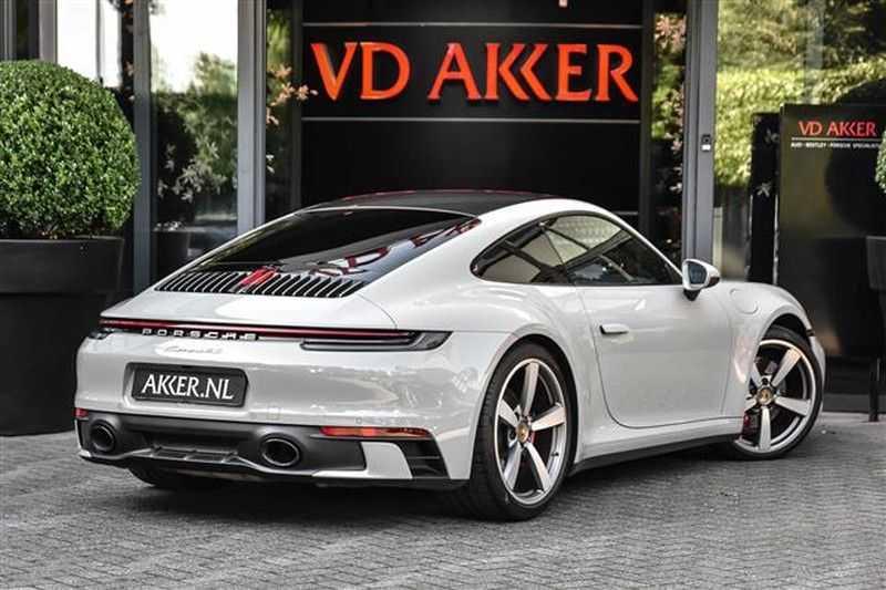Porsche 911 4S LIFT+BURMESTER+SPORTDESIGN+PDCC NP.231K afbeelding 10