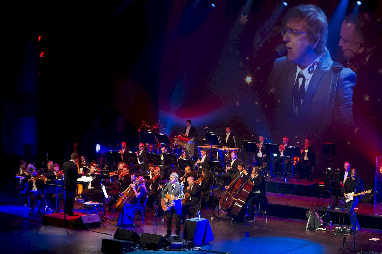 Vlastný projekt: Vianočný VIP koncert