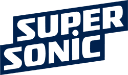 Super Sonic logo