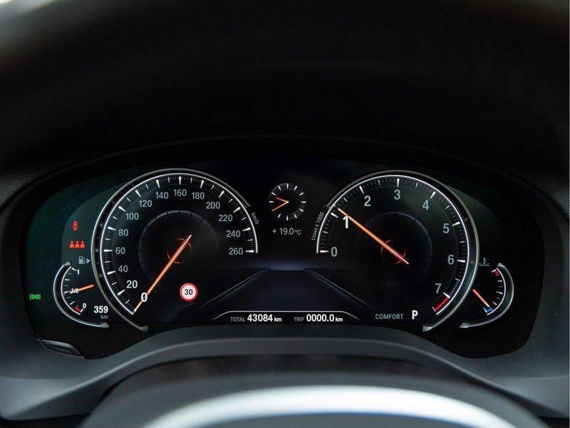 BMW X3 xDrive30i M-Sport - Trekhaak - ACC - Panorama - Head-up - Standkachel afbeelding 23
