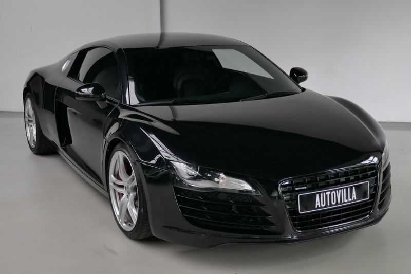 Audi R8 4.2 V8 FSI Quattro Black Edition afbeelding 7