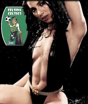 Felsina Celtics - Logo Roselyn Sanchez
