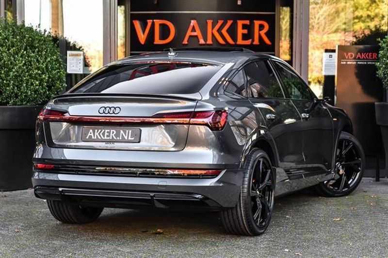 Audi e-tron SPORTBACK 55 QUATTRO S-EDITION HEAD-UP+22INCH afbeelding 8