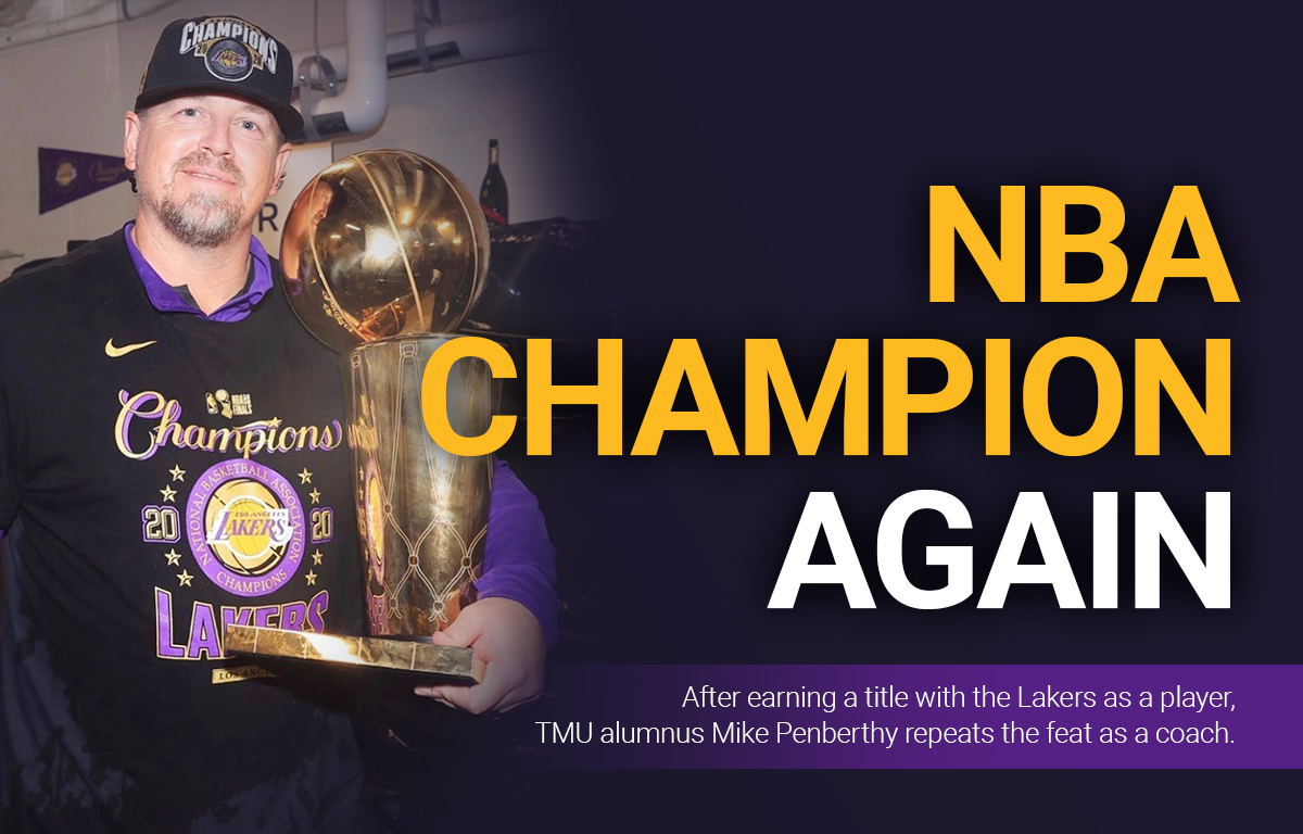NBA Champion Again
