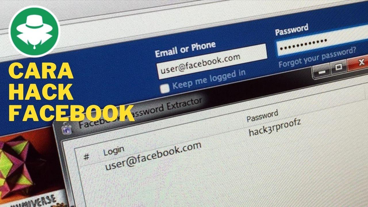 Software Hack Facebook Messenger dari Smartphone