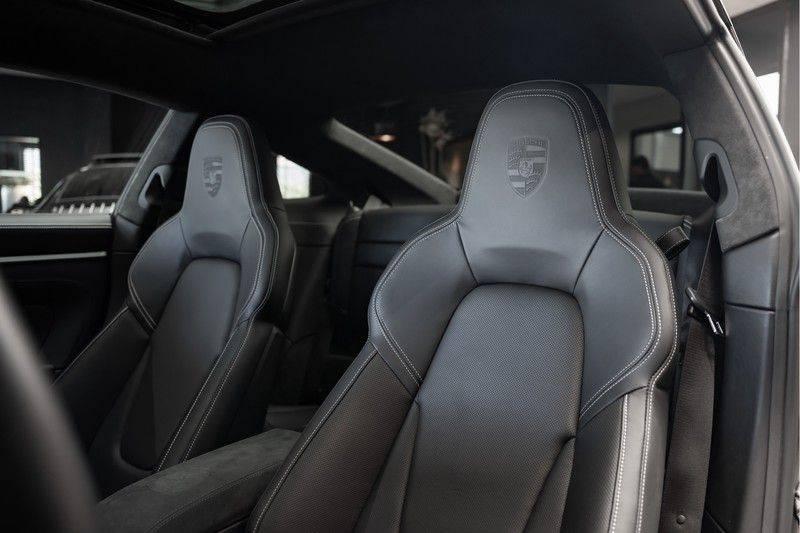 Porsche 911 992 4S Coupe Sport Design Pakket PDCC Ventilatie Pano ACC Surround Camera Achteras besturing 992 Carrera 4 S Vol afbeelding 8
