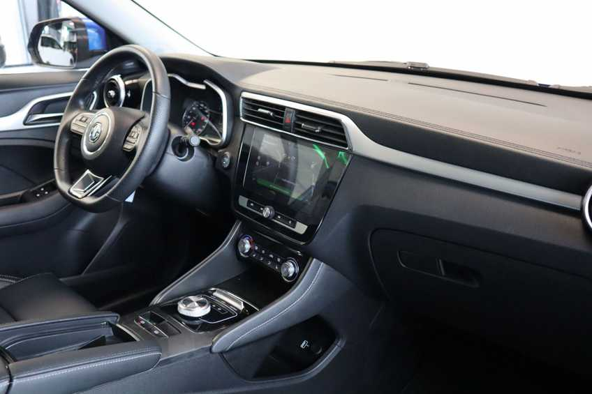 MG ZS EV Luxury 8% Bijtelling Leder Panoramadak Navigatie Cruise LM afbeelding 7