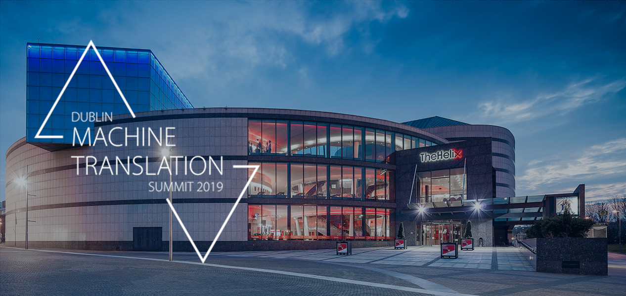 Machine Translation Summit 2019 Lokalisierungsevents