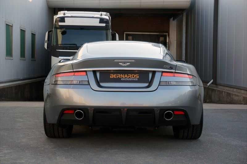 Aston Martin DBS 6.0 V12 afbeelding 23