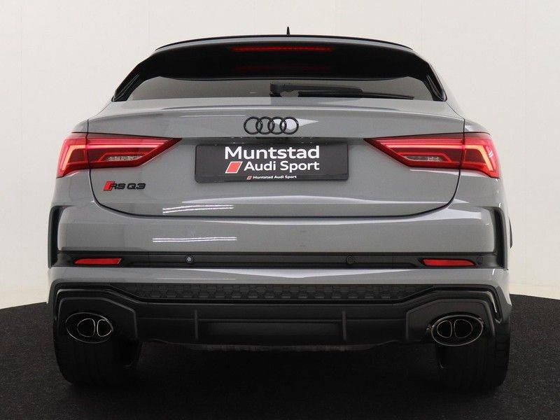 Audi Q3 Sportback TFSI RS 400 pk Pano.Dak   360 Camera   Carbon   Adapt. Cruise   Alcantara Sportstuur   Garantie tot 2026*   afbeelding 8