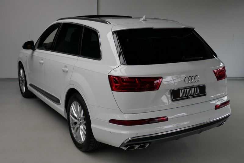 Audi SQ7 4.0 TDI Q7 quattro Pro Line + 7p afbeelding 6