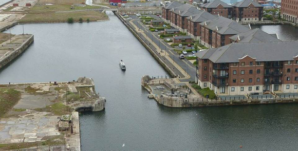SAVE Britains Heritage.org, latest to object to Liverpool City Council about the infill of West Waterloo Dock
