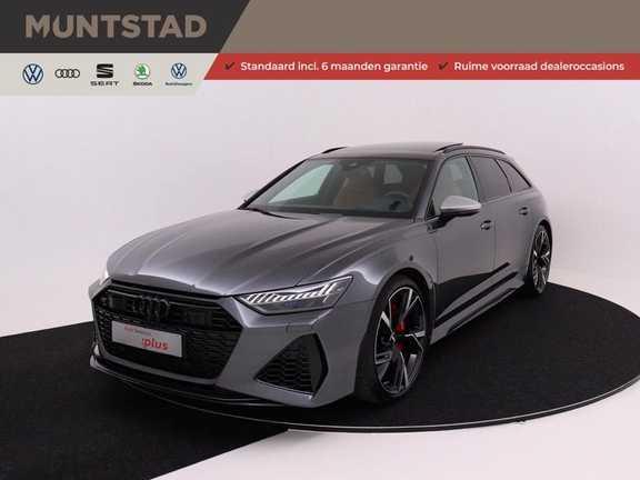 Audi RS6 Avant TFSI quattro | 600PK | Dynamic pakket 280 km/h | Head-Up | 22'' | HD Matrix Laser | Panoramadak