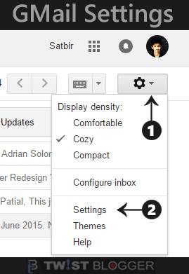 Gmail-Settings-Area