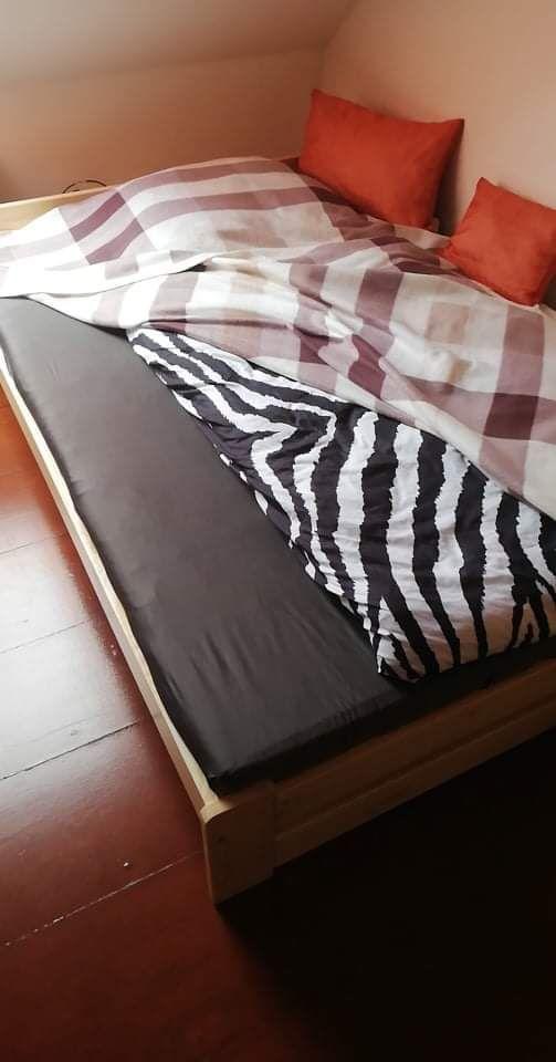 Poděkování za postel a matraci
