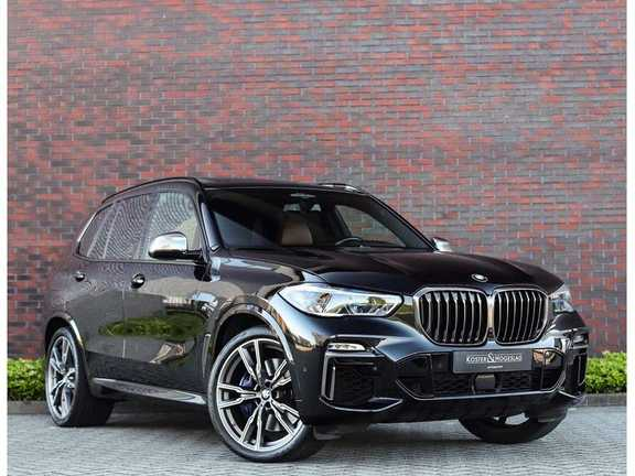 BMW X5 M50d High Executive *Luchtvering*Gesture Control*Head-UP*Pano*
